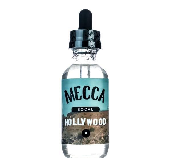 mecca socal ejuice eliquid vape 60ml hollywood