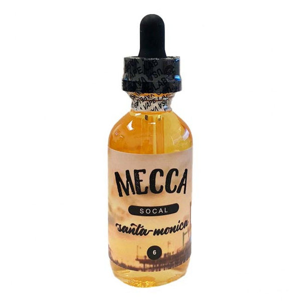 mecca socal ejuice eliquid vape 60ml santa monica