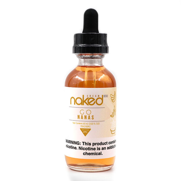 NAKED100 CREAM - GO NANAS (60ML)