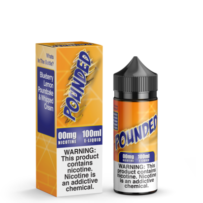 MAJESTIC JUICE - POUNDED (100ML)