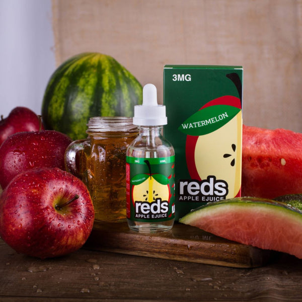 REDS APPLE EJUICE JUICE VAPE ELIQUID WATERMELON