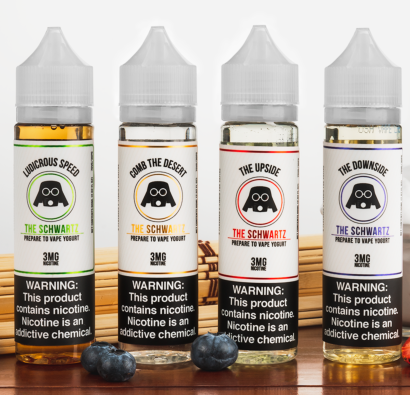 THE SCHWARTZ eJUICE BUNDLE (240ML)