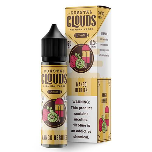 CONFECTIONS BY COASTAL CLOUDS VAPOR - MANGO BERRIES (60ML)
