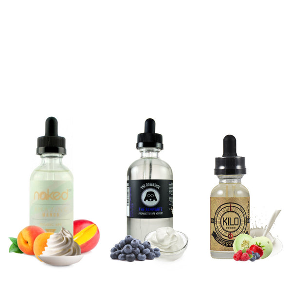 THE STAFF FAVORITE eJUICE BUNDLE