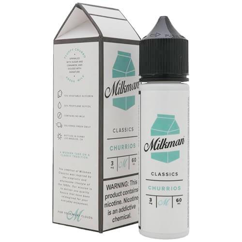 THE MILKMAN - CHURRIOS (60ML)