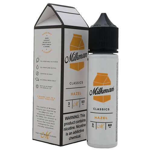 THE MILKMAN - HAZEL (60ML)
