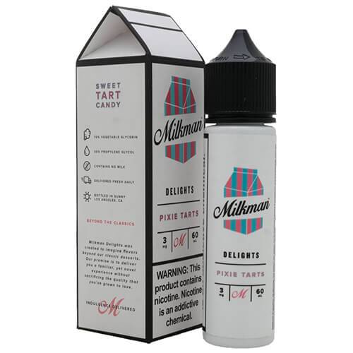 THE MILKMAN DELIGHTS - PIXIE TARTS (60ML)