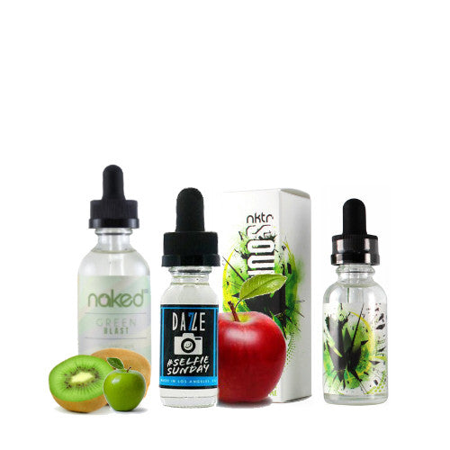 THE MRS. SMITH eJUICE BUNDLE (105ml)