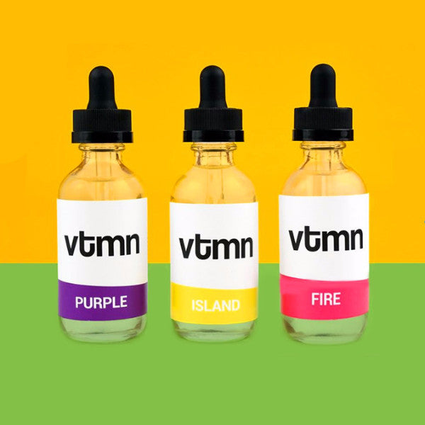 THE VTMN eJUICE BUNDLE (180ml)