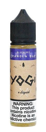 YOGI ELIQUID - BLUEBERRY YOGI (60ML)