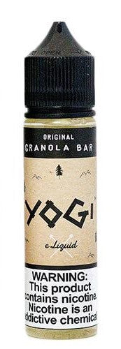 YOGI ELIQUID - ORIGINAL YOGI (60ML)