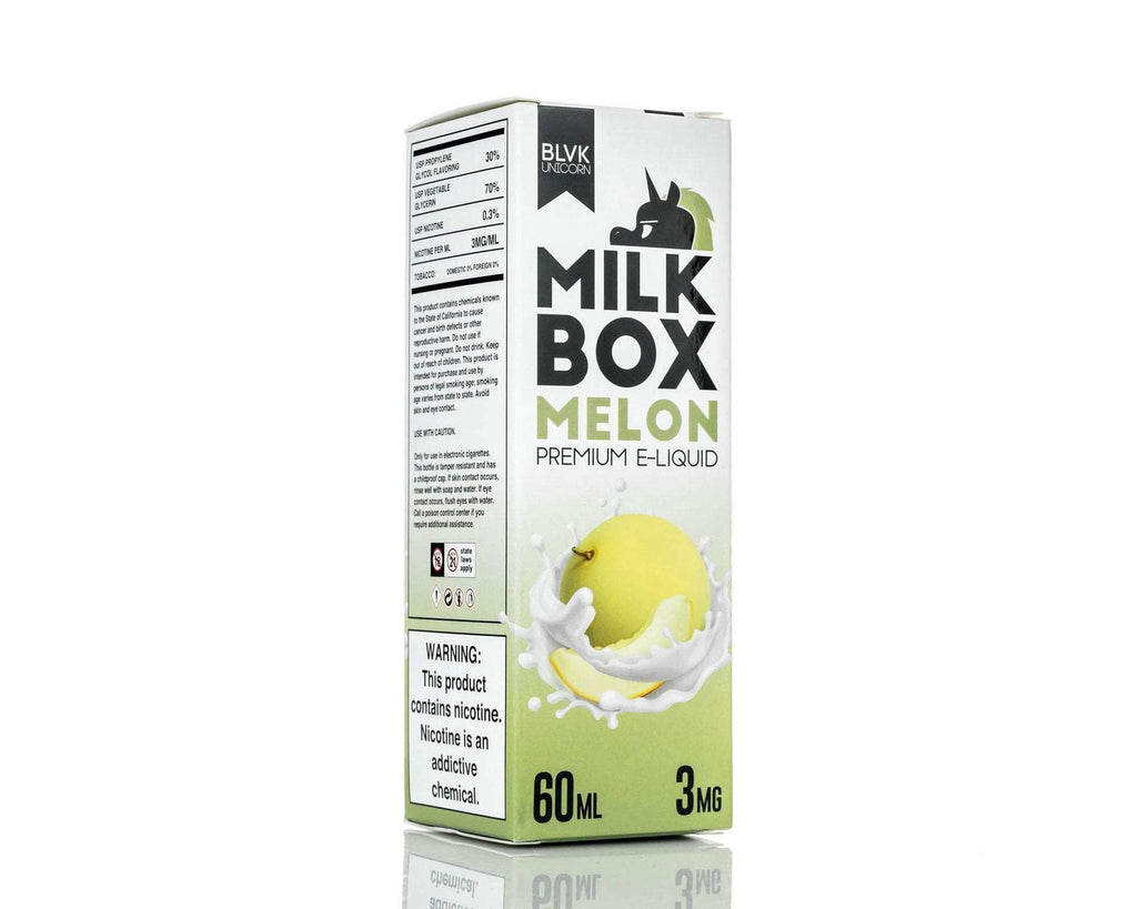 BLVK MILK BOX - MELON (60ML)