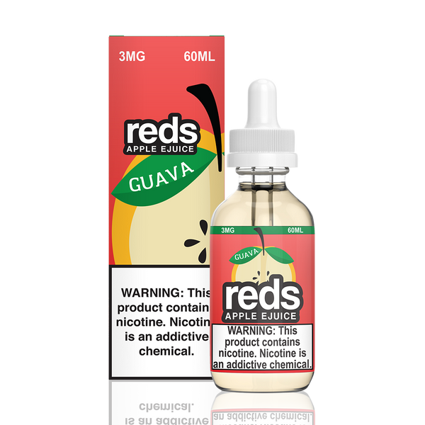 7 DAZE - RED'S APPLE GUAVA (60ML)