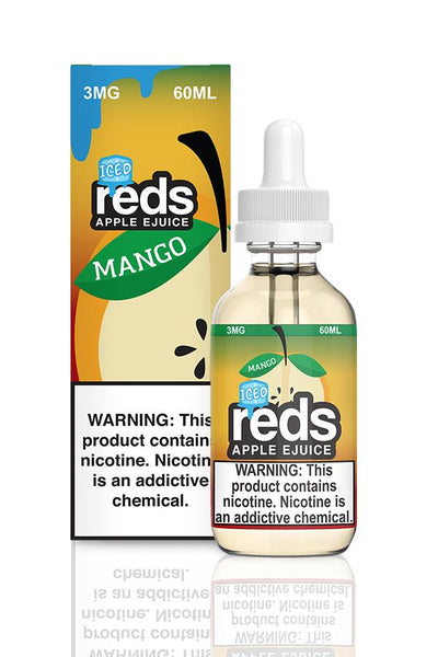 7 DAZE - RED'S APPLE MANGO ICED (60ML)