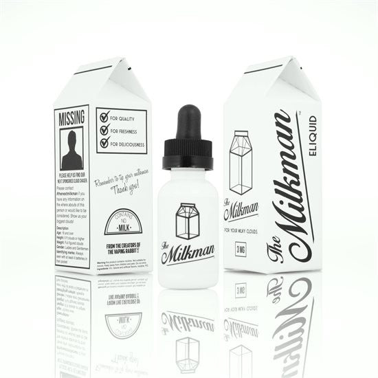 THE MILKMAN ELIQUID EJUICE 120ML