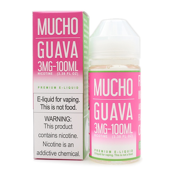 MUCHO EJUICE - GUAVA (100ML)
