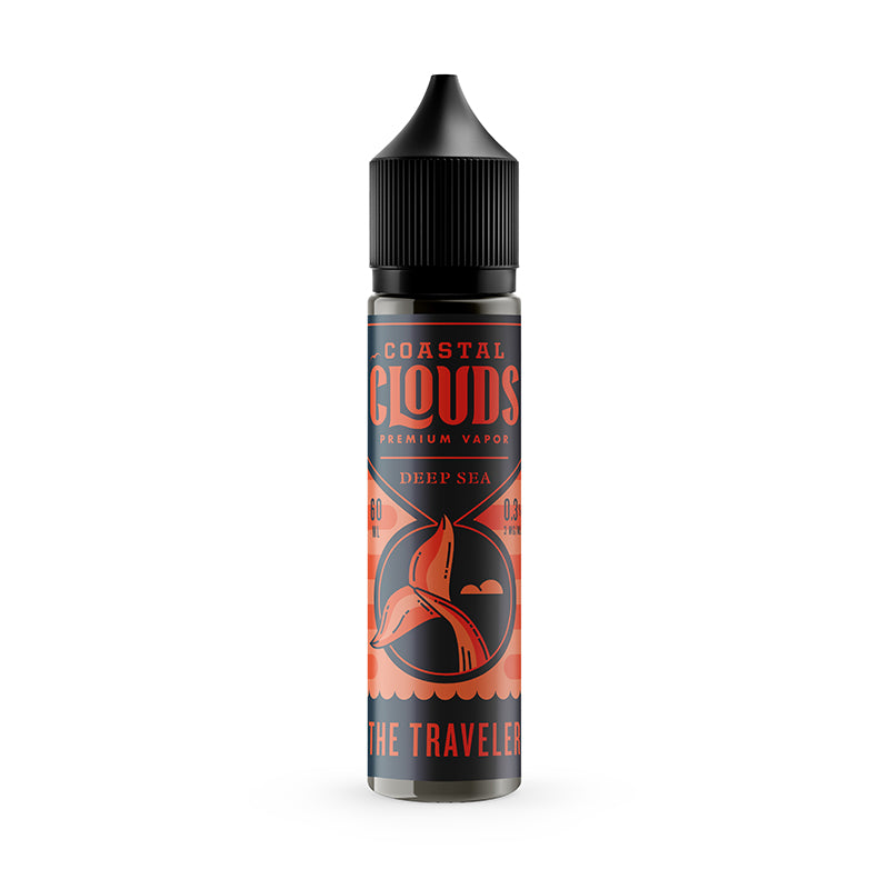 DEEP SEA BY COASTAL CLOUDS - THE TRAVELER (60ML)