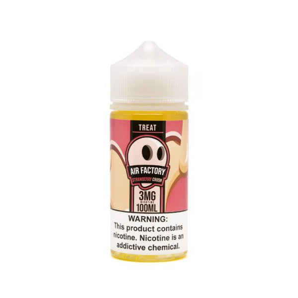 TREAT FACTORY - STRAWBERRY CRUSH (100ML)