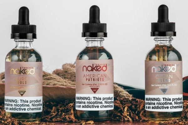 THE TOBACCO eJUICE BUNDLE (180ML)