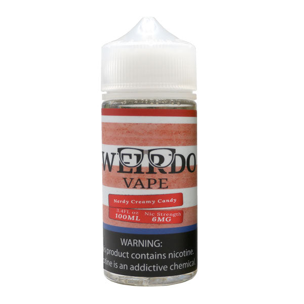 WEIRDO VAPE - NERDY CREAMY CANDY (100ML)