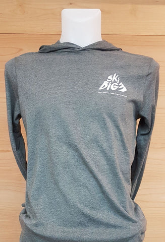 Ski Big 3 L/S Jersey Hoody Last of the Wild Places