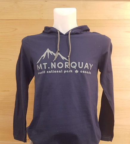 Mount Norquay Men's L/S Shirt