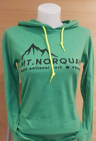 Mount Norquay Ladies L/S Shirt