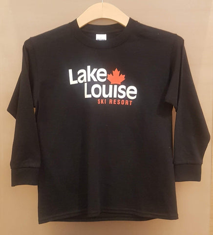 Lake Louise Youth L/S Tee