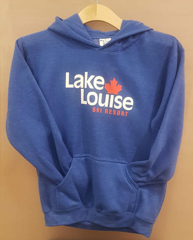Lake Louise Youth Hoody