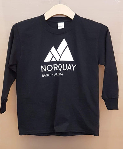 Norquay Youth L/S Tee