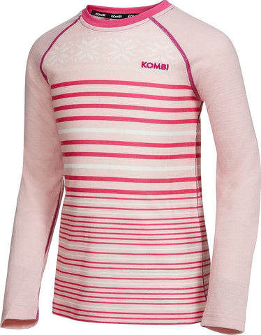 Kombi B2 Merino Blend Crew Top Junior  *40% SALE*