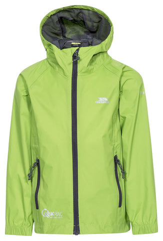 Qikpac Waterproof Jacket (Kids)