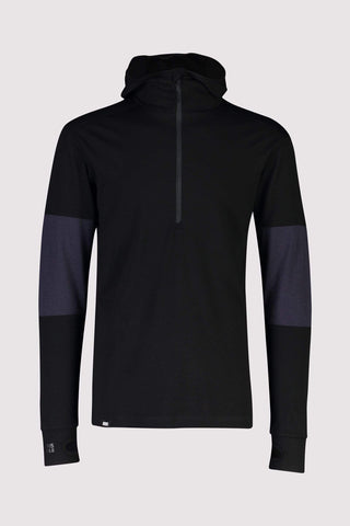 Mons Royale Mens Alta Tech Zip Hood