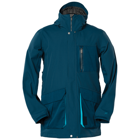 Bonfire Beacon Jacket Womens (Ex-Rental)