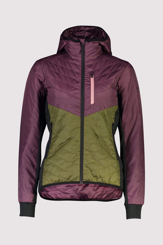 Mons Royale Womens Neve Insulation Hood - Outerlayer