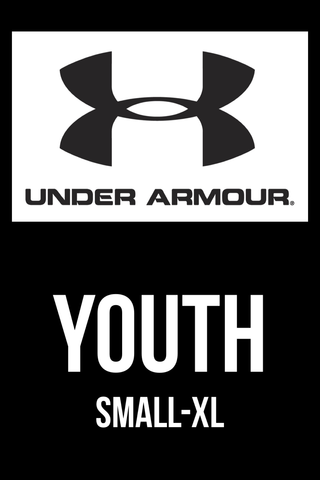 Under Armour Youth Size Small-XL