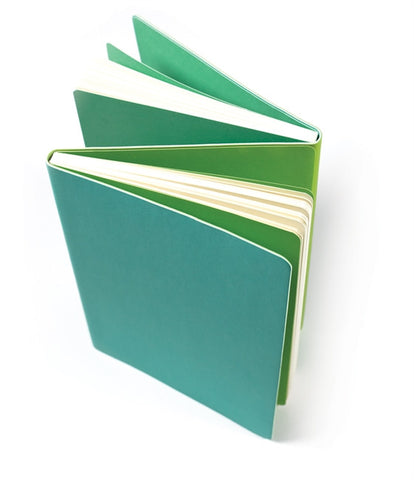 Flipside Double Sided Notebook *Pick Your Color*