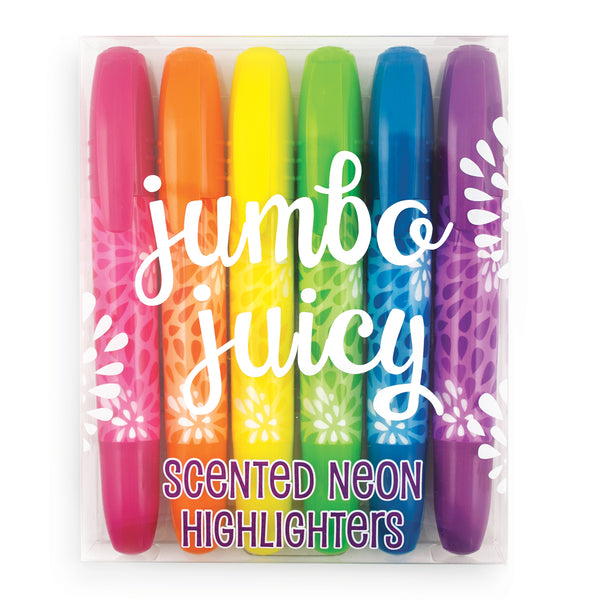 Jumbo Juicy Scented Highlighter Set