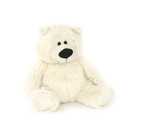 Plushland Sophie Cream Soft Big Belly Bear Stuffed Animal