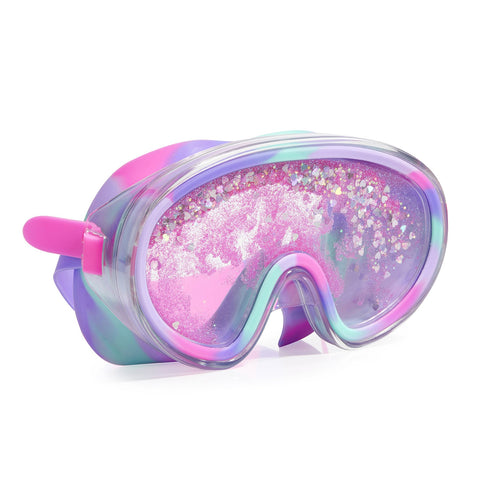 Bling2o Beach Life Sandy Toes Purple Swim Goggles