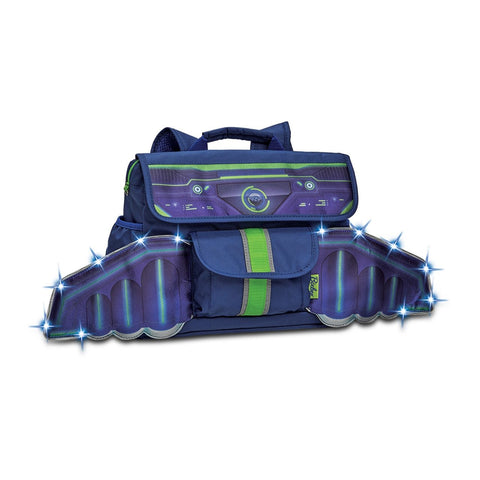 Space Racer LED Backpack [SMALL]