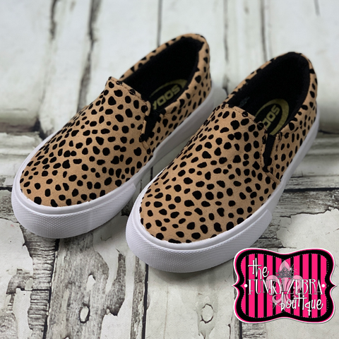 Cheetah [New] Slip On Sneaker Size 9-4