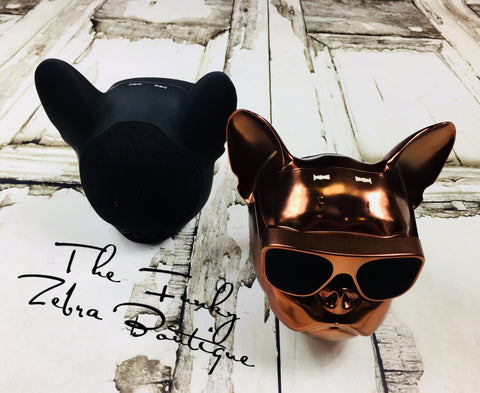 Atomic Dog Wireless Speaker *Black or Rose Gold*