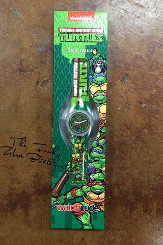 Watchitude Teenage Mutant Ninja Turtles Slap Watch