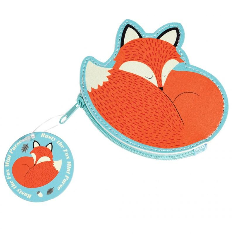 Rex London Purse Rusty the fox
