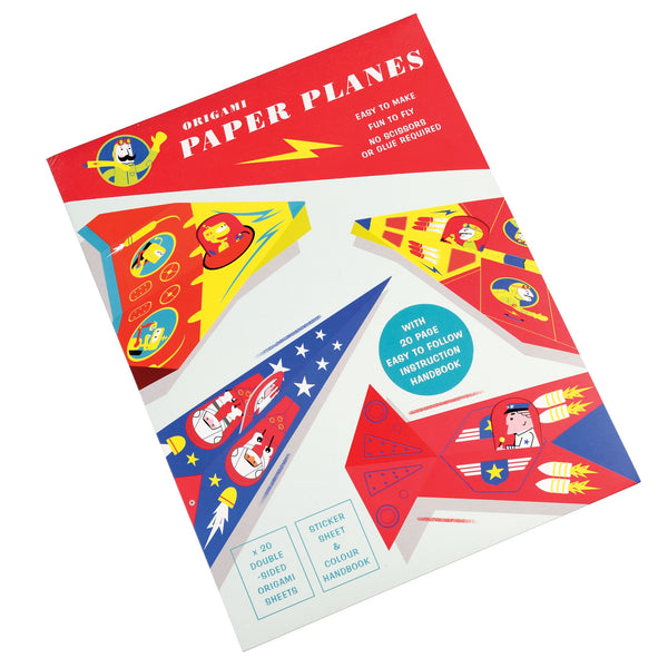 Rex London Planes Origami Paper