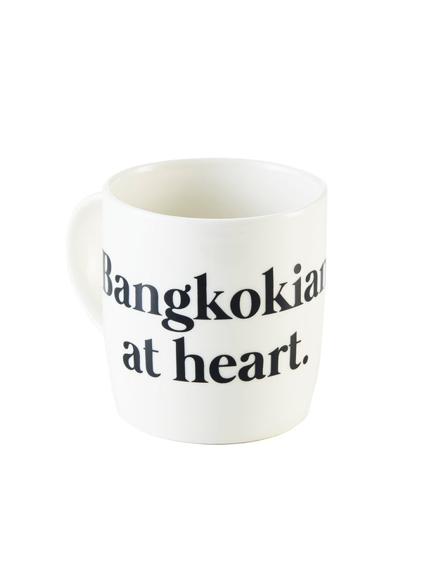 Bangkokian mug Bangkokian at heart exclusive collection