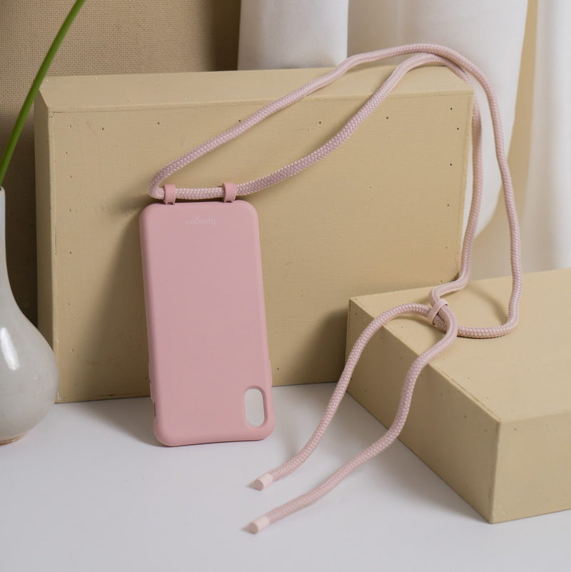 Hangoo Crossbody Phone Case BE PINK