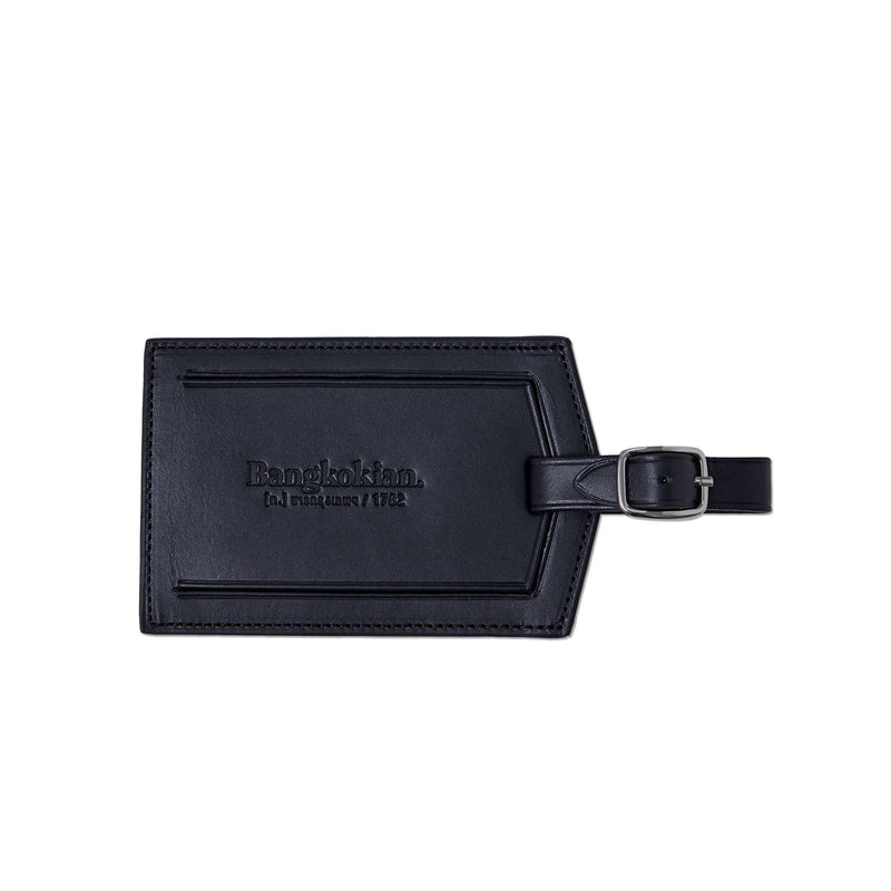 Bangkokian Luggage Tag Black by Another Story