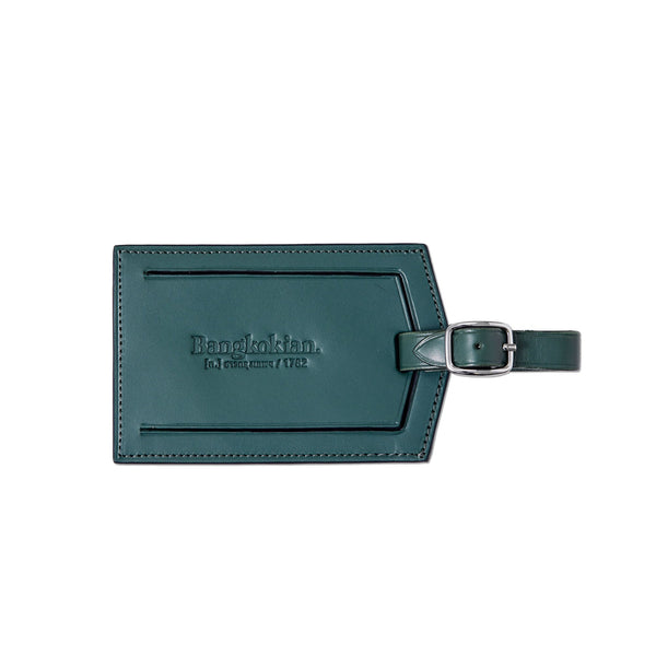 Bangkokian Luggage Tag Green by Another Story
